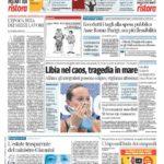 Corriere della sera, 25 agosto