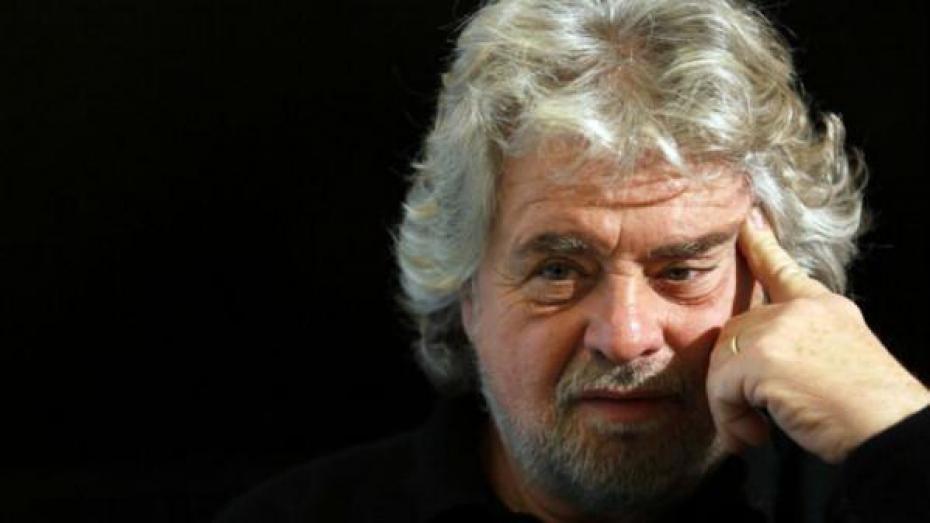 Se il bravo giornalista per Beppe Grillo è Fabio Scacciavillani - neXt Quotidiano - beppe-grillo-fabio-scacciavillani