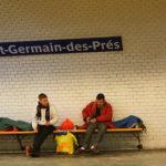 Essere clochard a Parigi 6
