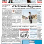 Corriere della Sera, 20 agosto