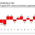 L'indice generale NIC (congiunturale)