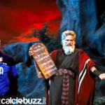 Lotito sul Sinai con Mosè