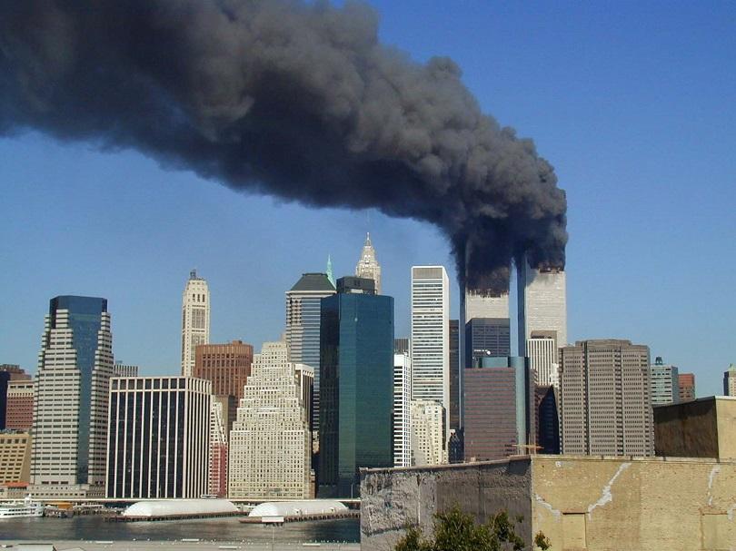 11 settembre 2001 (foto da Wikipedia)