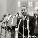 Lotito con Martin Luther King