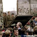 Lotito a Berlino nel 1989