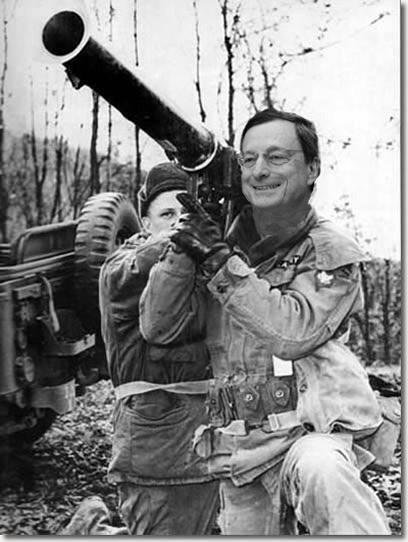 Mario Draghi Bazooka
