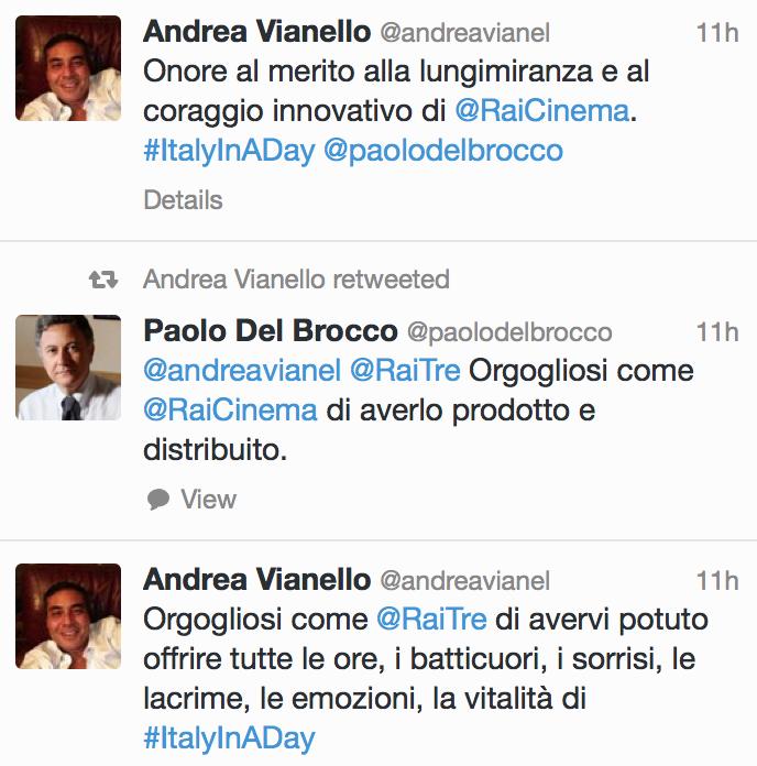 Italy in a day_Vianello ieri