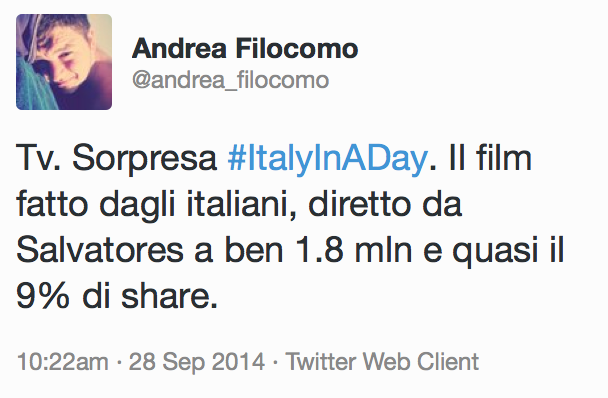 Italy in a day_share