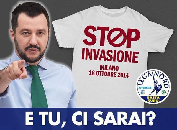 Stop invasione!