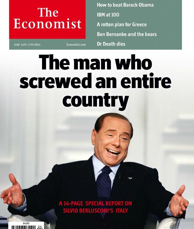 berlusconi economist 1