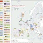 La mappa dell'indipendentismo su Daily Mail e Giornale