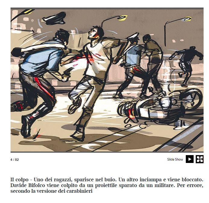 davide bifolco carabinieri