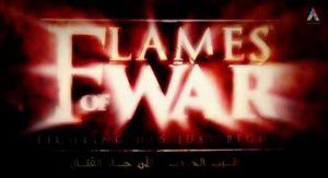 flames of war video isis copertina
