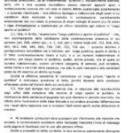 giornalista molesta collega sentenza cassazione 4