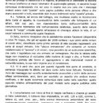 giornalista molesta collega sentenza cassazione 5