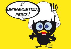 italia calimero recessione