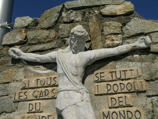 italia francia confine courmayeur