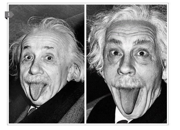 John Malkovich/Albert Einstein (fonte: thechive.com)