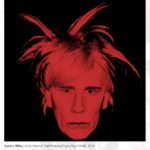 John Malkovich è Andy Warhol (fonte: http://edelmangallery.com/)