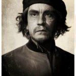 John Malkovich, un rivoluzionario Che Guevara (fonte: http://edelmangallery.com/)