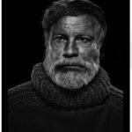 John Malkovich/Ernst Hemingway (fonte: http://edelmangallery.com/)