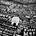 mappa letteraria londra