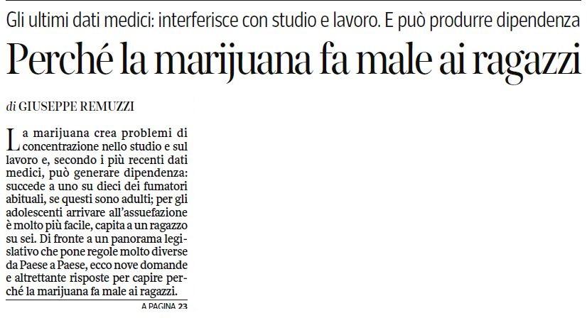 marijuana fa male