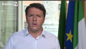 matteo renzi video 1