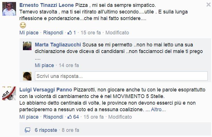 pizzarotti alleanza pd 1