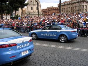 polizia sciopero copertina