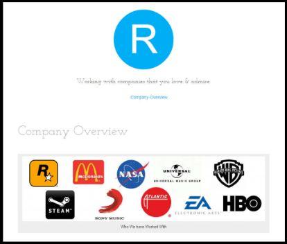Le aziende clienti di Rantic
