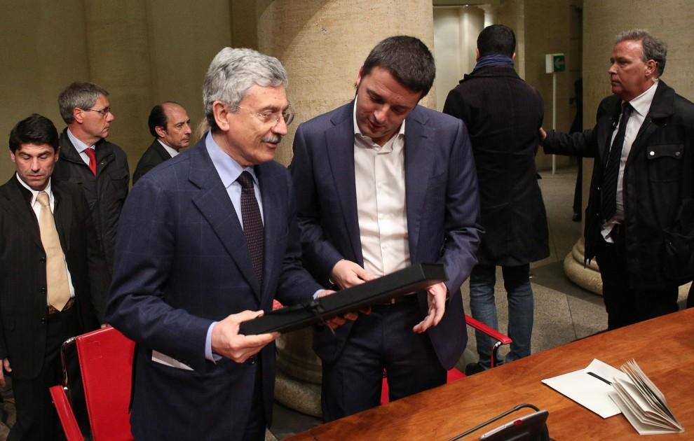 Renzi: partiti ci dicano se Rosatellum ha numeri anche al Senato