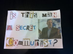 Alex Salmond, primo ministro scozzese accusato dalla campagna per il No