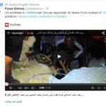 Il tweet di Faisal Edroos