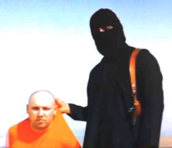 steven sotloff video