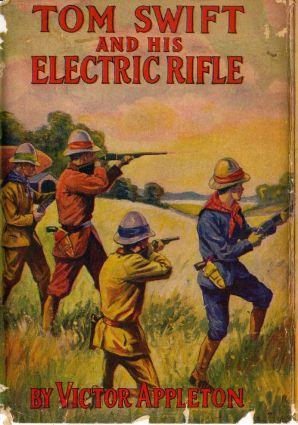 taser pistola elettrica tom swift 2