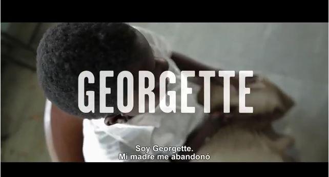 Georgette, accusata di stregoneria da suo padre e dalla matrigna