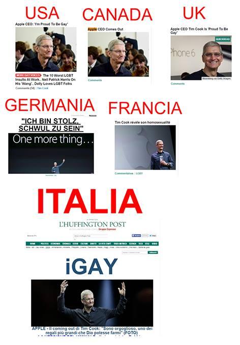 iGAY (Huffington Post in Italia e nel resto del mondo)