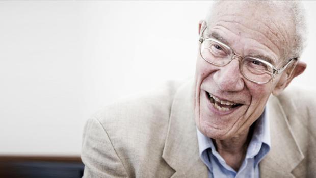 Il premio Nobel per l'Economia Robert Solow