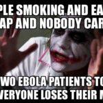 Ebola Joker 1