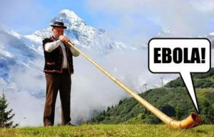 Ebola Swiss Horn