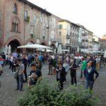 #Sentinelle vigil today in #Pavia