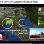 alluvione genova scie chimiche 7