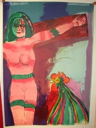 cassinari vergine nuda borghezio