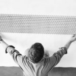 Decorating a wall with honeycomb? Unlikely... Maggio 1973