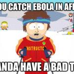 Ebola e South Park