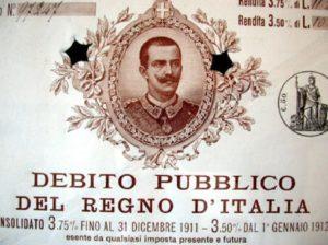 debito pubblico italia 1