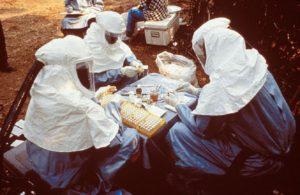 ebola america