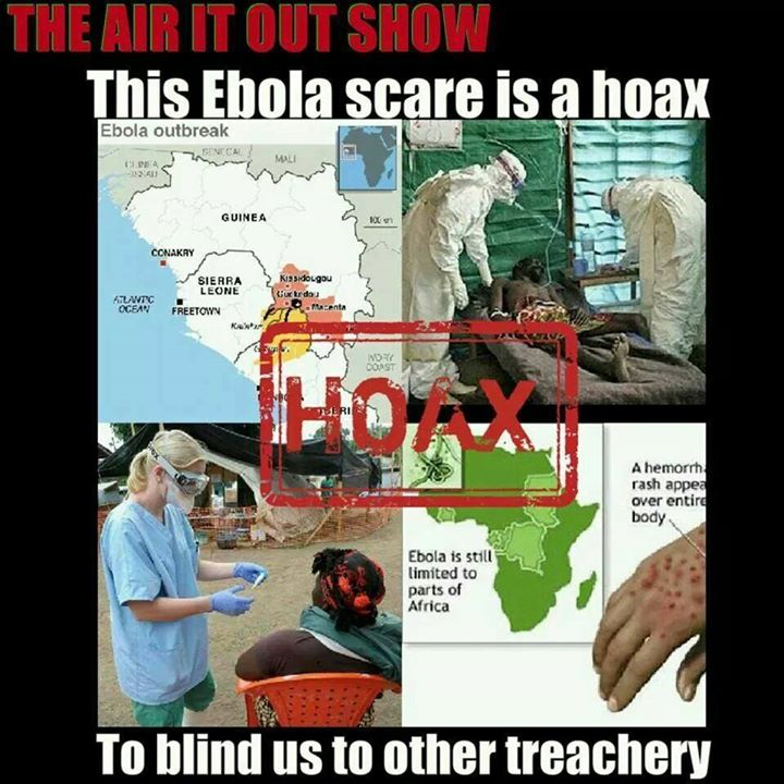 ebola hoax - 1
