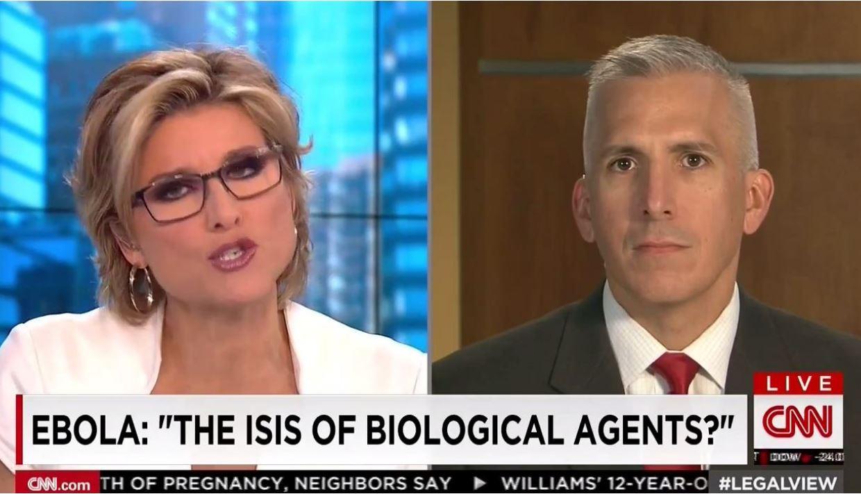 Ebola, ISIS e la CNN